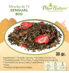 Té Sensual, BIO, 30 g Pilar Nature