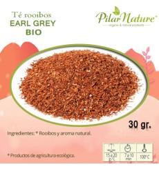 Té Rooibos Earl Grey BIO Pilar Nature 30 g
