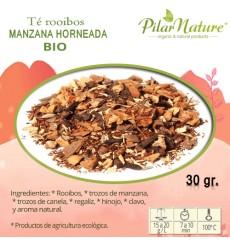 Té Rooibos Manzana horneada, Pilar Nature,  BIO, 30 g