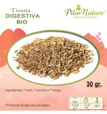 Tisana DIGESTIVA, BIO, Pilar Nature, 30 g