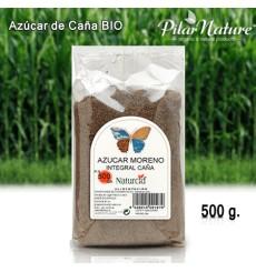 Azúcar Moreno Integral de Caña, NATURCID, 500grs