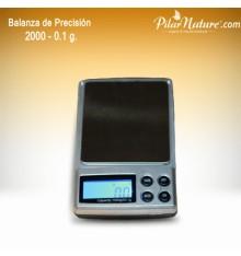 Balanza de precisión 0,1 gr. a 2000 gr.
