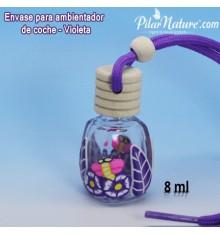 Envase Ambientador Coche, 8ml Pilar Nature