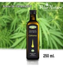 Aceite de Cáñamo BIO Naturgreen, 500 ml