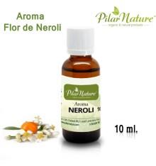 Esencia aromática Flor de Neroli, 10 ml Pilar Nature