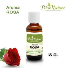Esencia aromática de rosas, 500 ml Pilar Nature