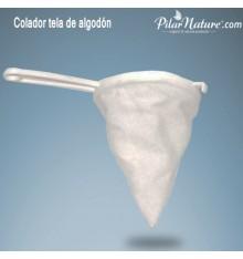Colador Tela algodón 100% Pilar Nature