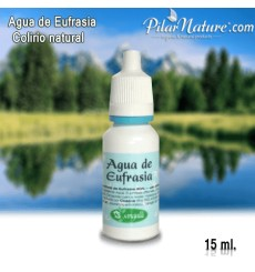 Agua de Eufrasia, colirio Sangalli, 15 ml - Pilar Nature