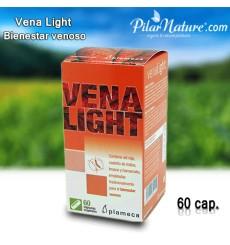 VENALIGHT, PLAMECA, Bienestar venoso, 60 cápsulas vegetales, Pilar Nature