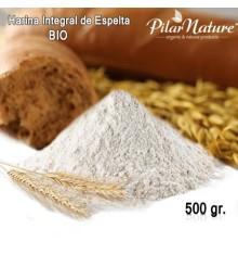 Harina integral de Espelta, BIO,  500 g