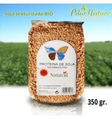 Soja texturizada fina,350 gr, Naturcid, Pilar Nature
