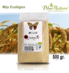 Mijo BIO 500 gr. Naturcid - Pilar Nature