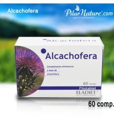 Alcachofera (Cynara Scolymus), 60 comprimidos, Eladiet, Pilar Nature