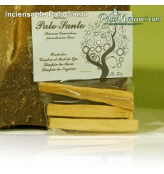 Incienso Palo Santo NATURAL Pilar Nature