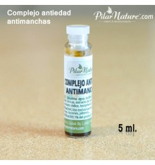 Complejo ANTIEDAD, ANTIMANCHAS, 10 ml, VEGETAL PILAR NATURE
