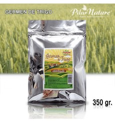 Germen de trigo estabilizado, L'exquisit,400 g - Pilar Nature