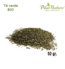 Té verde sencha, bio, 70 g Herbes del Moli, Pilar Nature