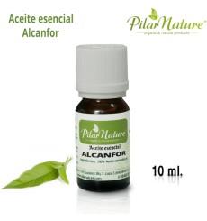 Aceite esencial de alcanfor 10 ml Pilar Nature
