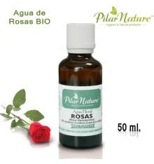 Agua floral de Rosas BIO 100 ml Pilar Nature