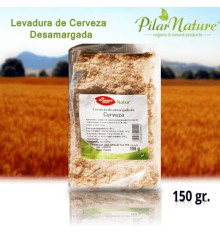 Levadura de cerveza, 150gr, Naturcid, Pilar Nature
