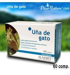 Uña de gato,60 comp. Eladiet, Pilar Nature