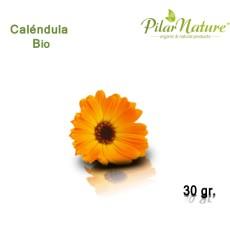 Caléndula (Calendula officinalis) de cultivo biológico 30 gr