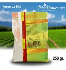 Arrurruz, harina de cultivo ecológico, Luz de Vida, 250 g