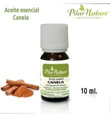 Aceite esencial Canela BIO, (Cinamomum Zeylanicum) 10 ml.