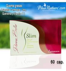 Donnabella, Quema grasas, Menopausia, Plameca, 60 cápsulas, Pilar Nature