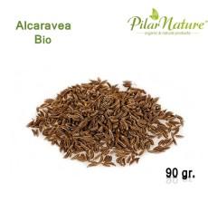 Alcaravea de cultivo ecológico, semillas, 90 gr. Pilar Nature.