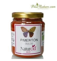 Pimentón dulce, Eco, Naturcid, 100 g.