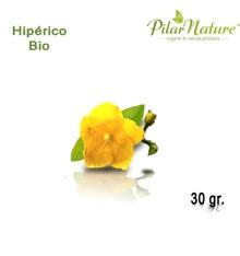 Hipérico (Hipericum perforatum) de cultivo biológico 30 gr. Pilar Nature