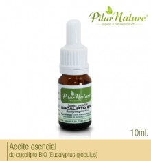 Aceite Esencial de Eucalipto BIO (Eucalyptus globulus) 10 ml