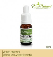 Aceite Esencial Citronela BIO (Cymbopogon nardus) 10 ml