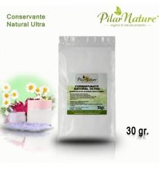 Conservante vegetal Ultra 1 KILO  (aprobado para cosmética ecológica), 1/2 Kg.  Pilar Nature