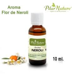 Esencia aromática Flor de Neroli, 500 ml 100%  Pilar Nature