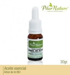 Aceite Esencial Árbol de Té BIO (Melaleuca Alternifolia) 30 ml Pilar Nature