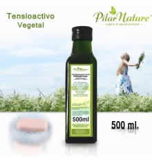 Tensioactivo Vegetal 500 ml.  Pilar Nature