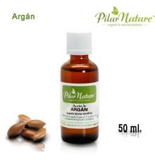 Aceite de Argán BIO (Argania spinosa) 100ml Pilar Nature