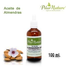 Aceite de Almendras BIO 100 ml Pilar Nature