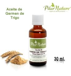 Aceite de Germen de trigo BIO (Triticum Vulgare) 30 ml Pilar Nature
