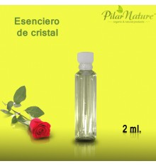 Esenciero cristal 2 ml