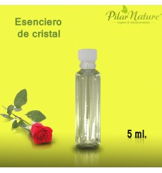 Esenciero cristal 5 ml