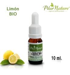 Aceite Esencial de Limón BIO (Citrus limonum, L) 10 ml