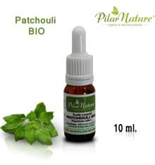 Aceite esencial de Patchouli BIO (Pogostemon cablin) 10 ml