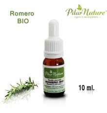 Aceite Esencial de Romero BIO (Rosmarinus Officinalis, L) 10 ml