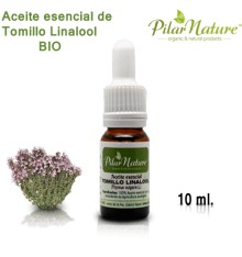 Aceite Esencial de Tomillo LINALOOL BIO (Thymus vulgaris) 10 ml