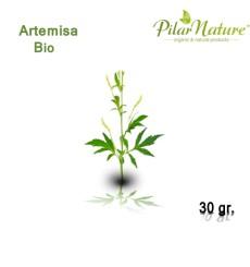 Artemisa de cultivo biológico Pilar Nature 30 gr.