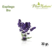 Espliego, flor (Lavandula latifolia) de cultivo biológico 30 gr
