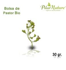 Bolsa de Pastor  (Pan y  Quesillo) de cultivo biológico 45 gr Pilar Nature
